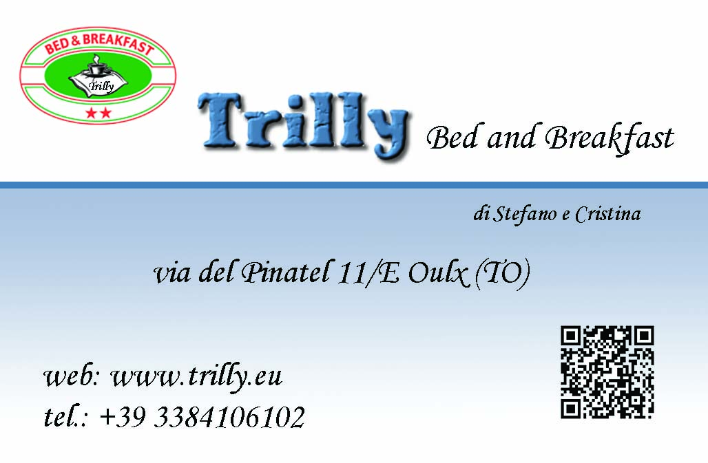 Logo - Trilly Bed And Breakfast