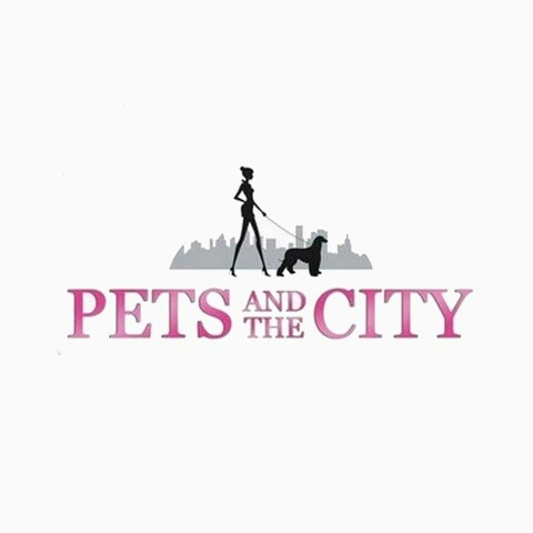 Logo - Pets And The City