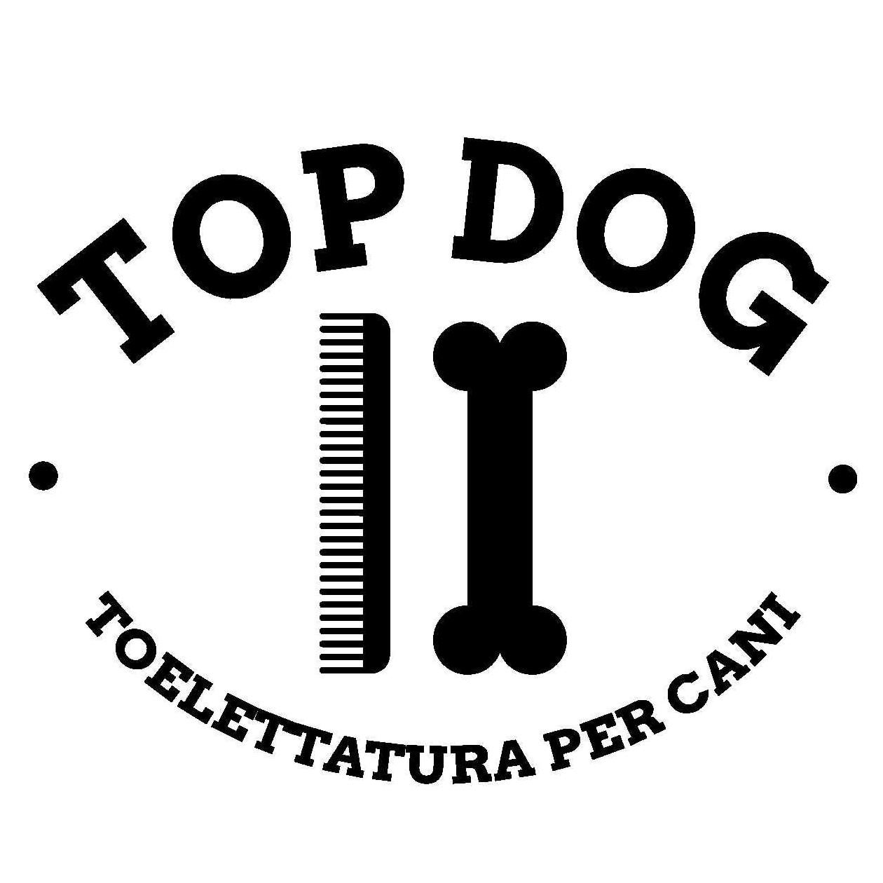 Logo - Top Dog Toelettatura