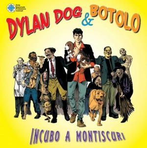 SAUNDERS, MORGAN E DYLAN DOG : INSIEME PER «MONZA FOR ANIMALS»